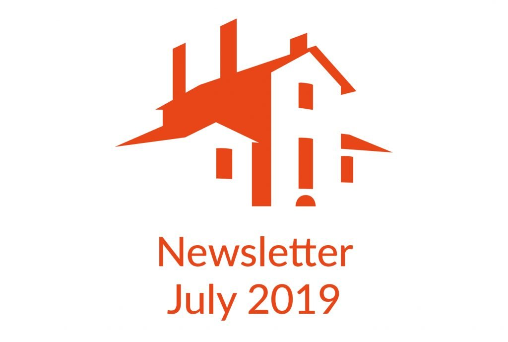 Newsletter July 2019