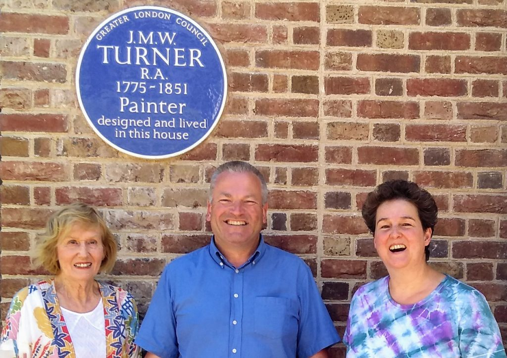 Turner's House on Gardeners' Question Time