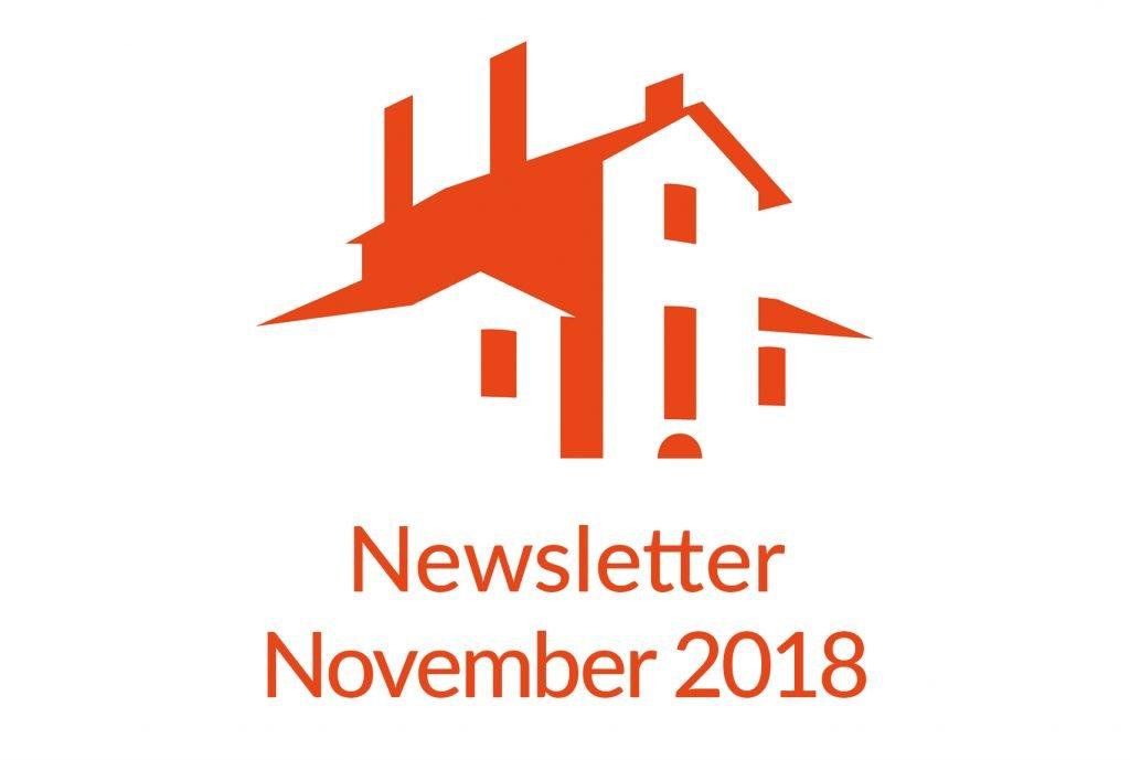 Newsletter November 2018