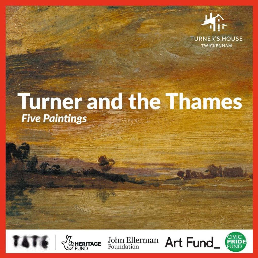 First Exhibition of Original Turners at his House in Twickenham