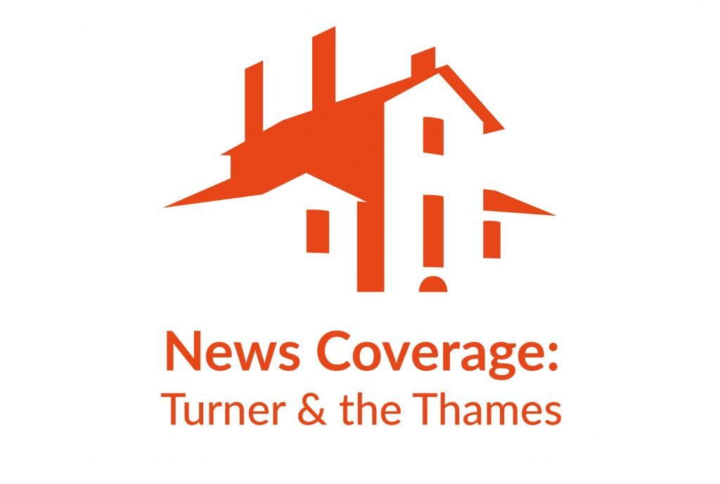 Turner and the Thames News Coverage