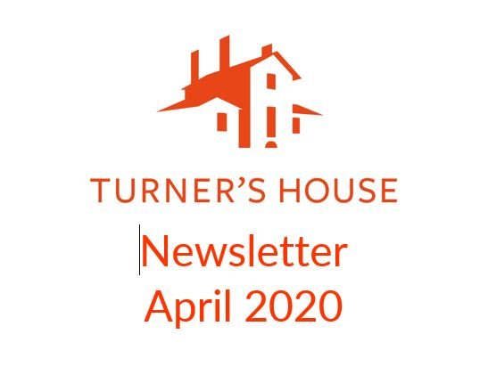 News from Turner's House Trust – April 2020 – Happy Birthday Mr Turner!