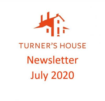News from Turner's House July 2020