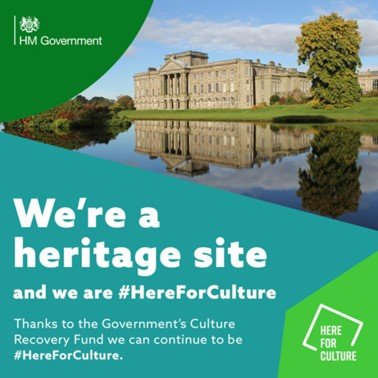 Turner's House Trust receives lifeline grant from Government's £1.57bn Culture Recovery Fund
