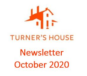 News from Turner's House October 2020