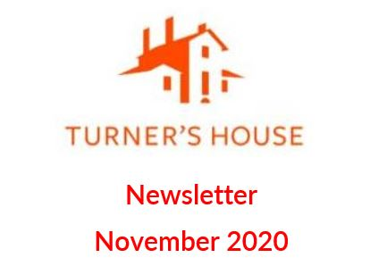 News from Turners House Trust – Nov 2020